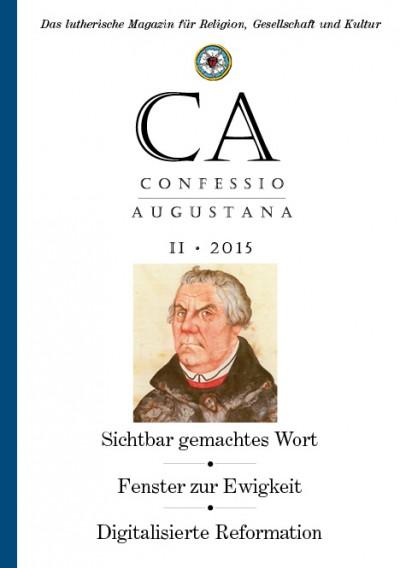 CA 2 2015 cover