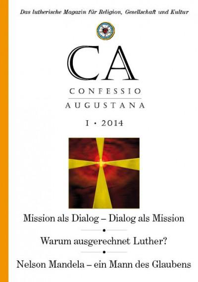 CA 1 2014 cover