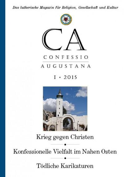 CA 1 2015 cover