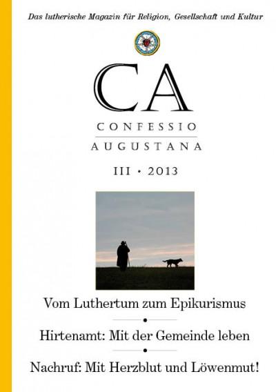 CA 3 2013 cover