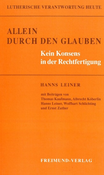 Allein Leiner Cover