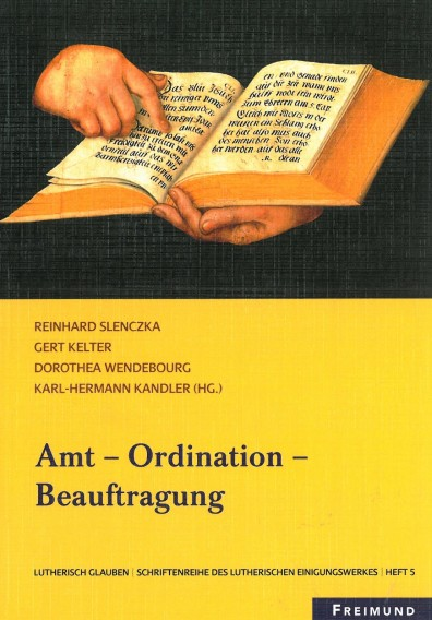 Amt Ordination Cover