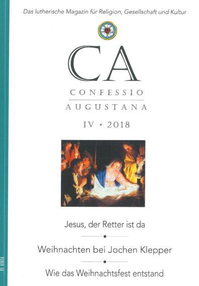 Cover CA 4-2018